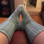 Agave Socks